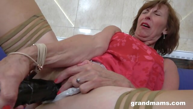 She Could be.. granny lingerie mature