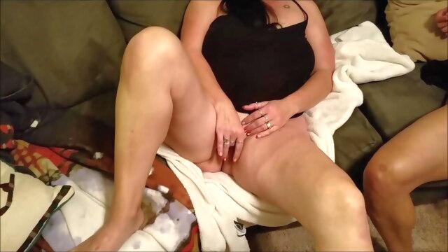 Wife has a.. amateur creampie milf