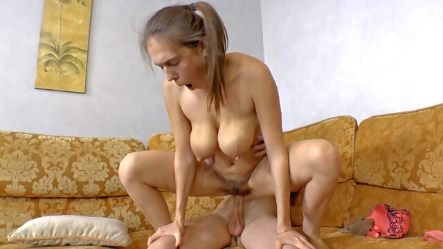 Agneta gets.. amateur compilation hairy