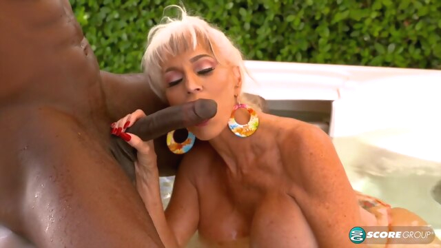 Sally D Angelo big cock big tits blonde